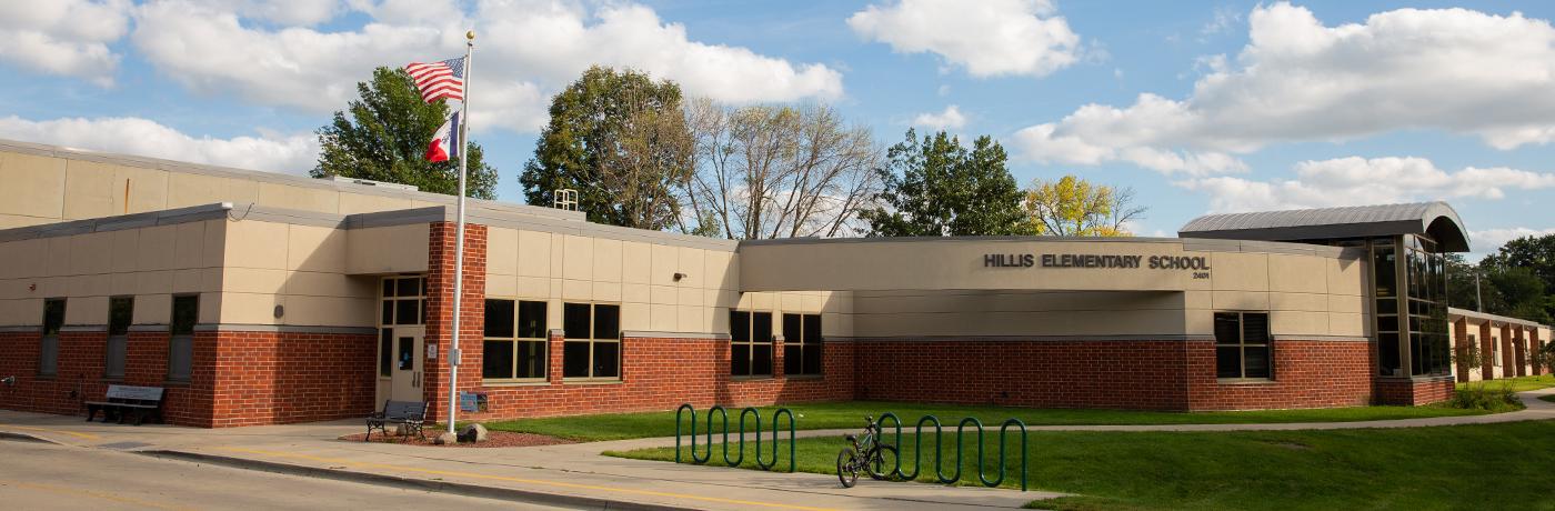 Hillis Elementary School Building