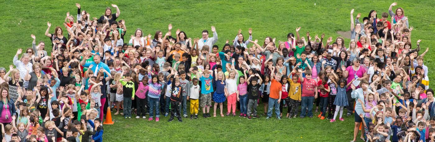 Hillis Elementary School Students
